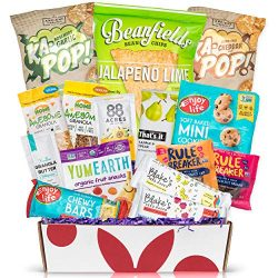 Top 8 Allergen Free Snacks: Great Gift For Anyone With Allergy Sensitivities – Gluten Free ...