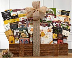 Wine Country Gift Baskets Sky's the Limit Ultimate Corporate Gift Basket The Best for the Best