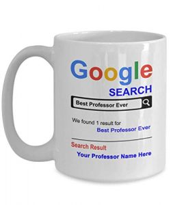 Personalized Professor Mug – Best Professor Ever Coffee Cup – Customaized Name Profe ...