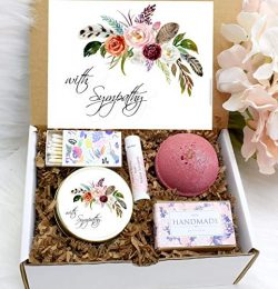 Thinking of you gift basket – Encouragement gift Sympathy gift basket – Encouragemen ...