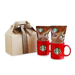 California Delicious Starbucks Care Package Gift Basket