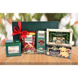 A Delicious Taste Of Ireland Hamper, Small