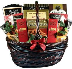 Superb Snacking Gift Basket