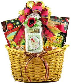 Especially for Mom Sugar Free Gourmet Mothers Day Gift Basket for Christian Women